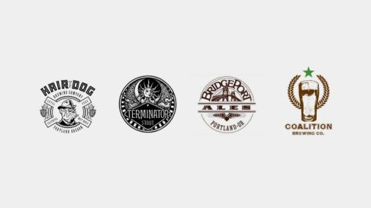 Brewtopia: Portland Brewery Logo Extravaganza