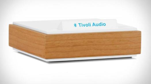 The Perfect Office - iPhone Dock, Leather Multi-Camera Strap, Tivoli Bluetooth Receiver