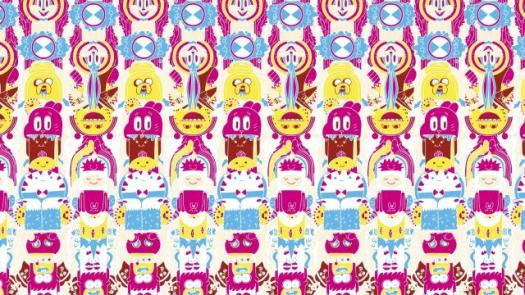Cartoon Network Summer New Look