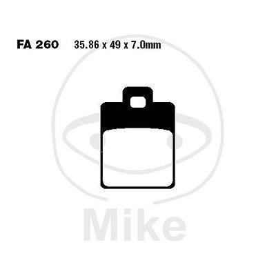 Bremsbeläge vorne Piaggio MP3 300 LT EFI ab 2010