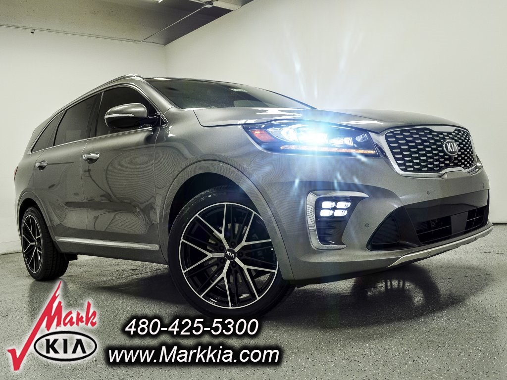 new 2019 kia sorento sx limited v6 4d sport utility in scottsdale