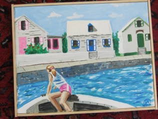 NEW PLYMOUTH PAINTING (5)