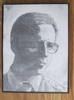 Mike Tuggle Pencil Sketch (5)