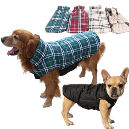 Dog Waterproof Warm Jacket