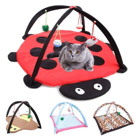Play Mat Activity For Kitten and Cats