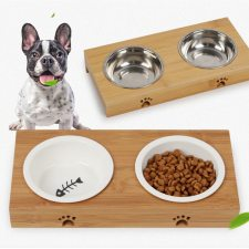 Raised Pet Bowls