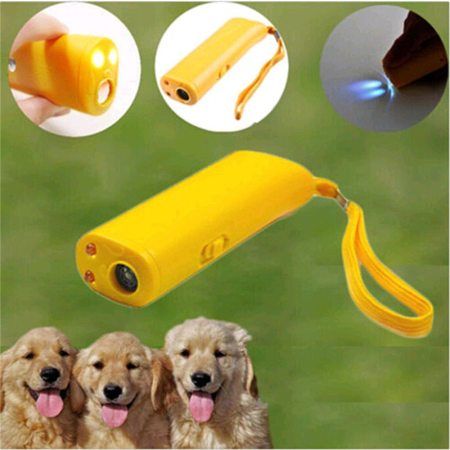 Anti Barking Training Device Ultrasonic 3 in 1