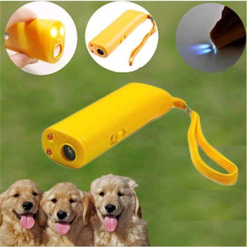 Anti Barking Training Device Ultrasonic 3 in 1