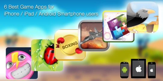 Game-Apps-for-iPhone-iPad-Android-Smartphone-users