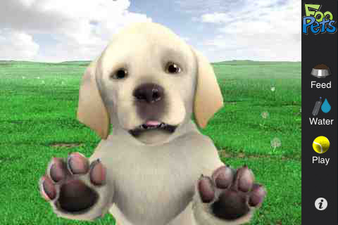 FooPets Marley Puppy | AbeApps
