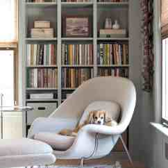 Chair With Built In Bookshelf Covers For Functions Ikea Billy Bookcase Hack A Beautiful Mess