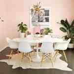 Ikea Docksta Table Hack A Beautiful Mess