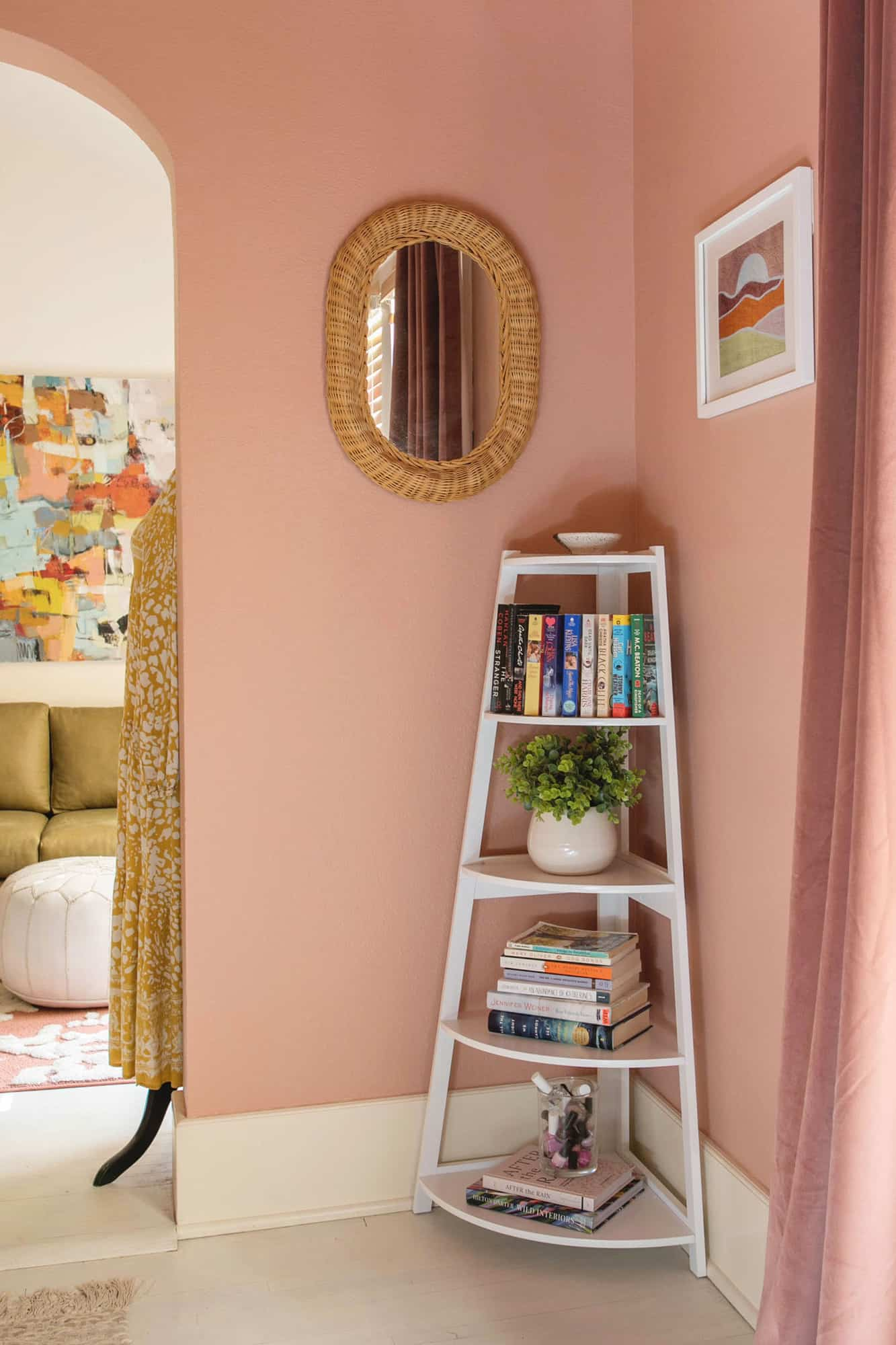 emma s pink bedroom tour a beautiful mess