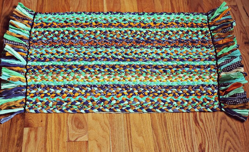 Make Your Own Braided Rug  A Beautiful Mess