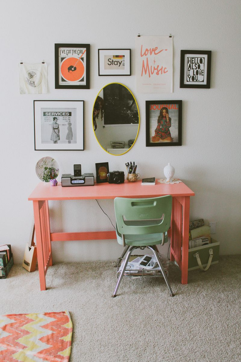 decorating small rented spaces