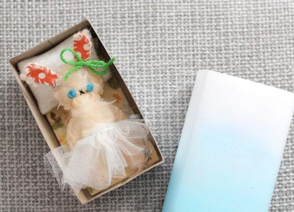 Make Matchbox Doll - Beautiful Mess