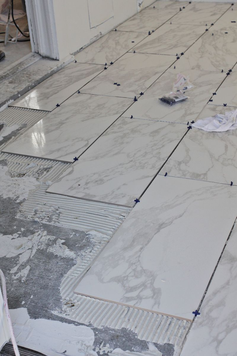 beginner s guide to laying tile a