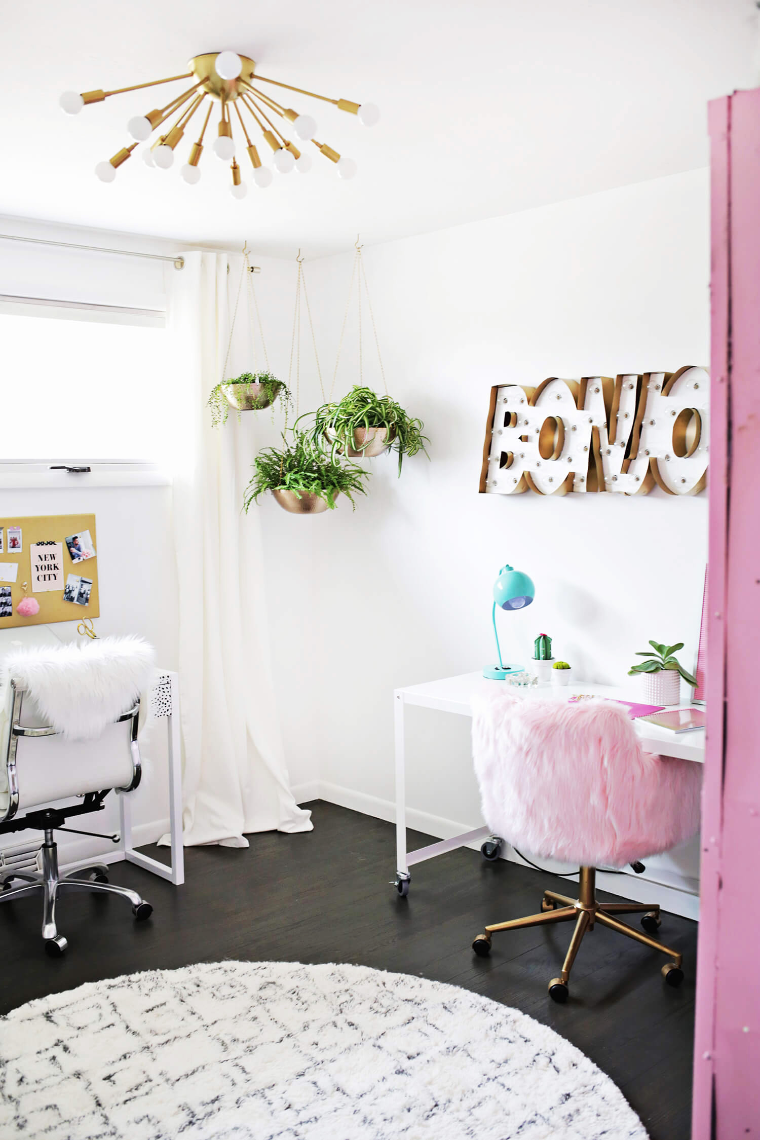 Laura S Craft Room Before After A Beautiful Mess