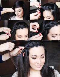 How to Style a Side Braid: Two Ways!  A Beautiful Mess