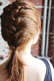 style classic french braid