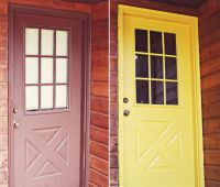 5 Tips for Painting Your Front Door - A Beautiful Mess