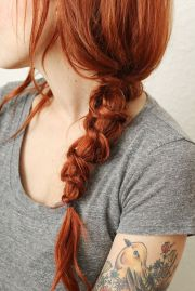 style simple knot braid