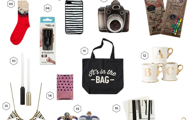 Gift Guide 20 Gifts For Him Her Under 20 A Beautiful