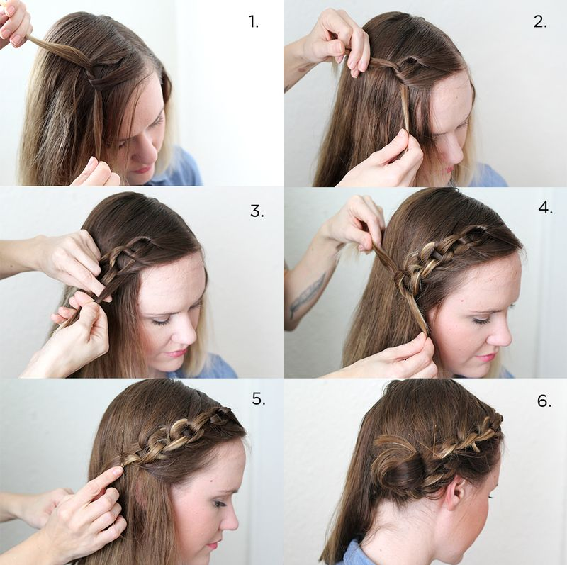 How To Style A Chain Braid – A Beautiful Mess