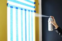Frosted Pattern Privacy Glass DIY