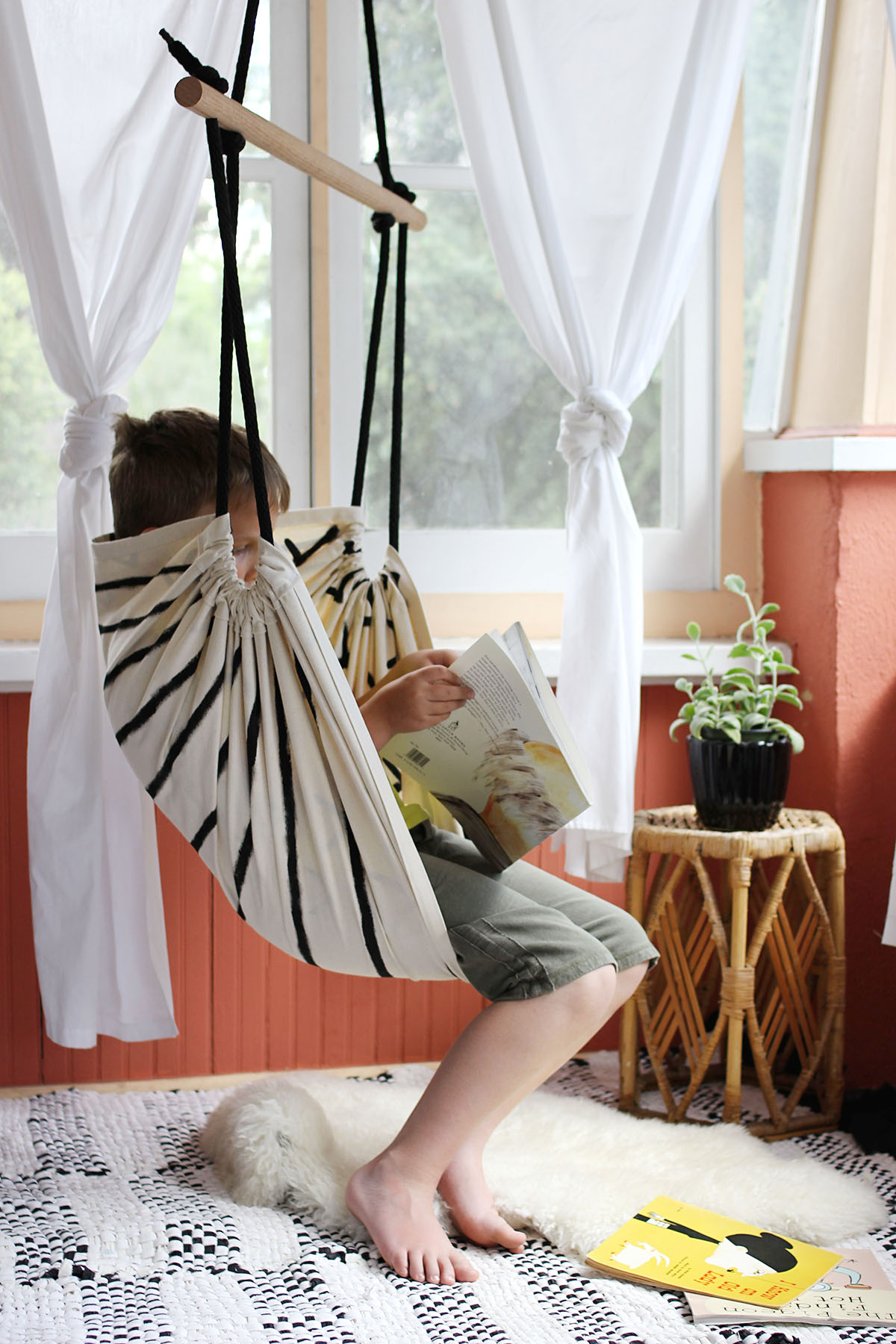 diy bedroom hammock chair high table and set the ultimate guide to sensory swings  parenting chaos