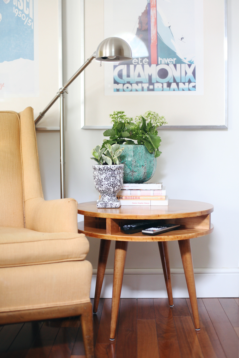modern side tables for living room tv stand designs midcentury table diy a beautiful mess