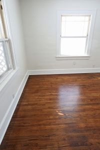 Refinishing Old Wood Floors - A Beautiful Mess