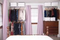 Creating an Open Closet System