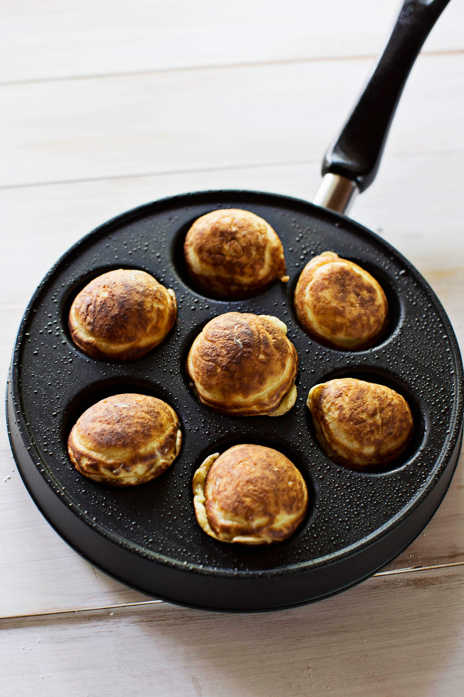 Stuffed Pancake Puffs  A Beautiful Mess