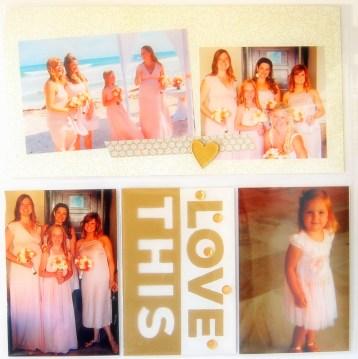 Love This - Bridesmaids Pocket Page
