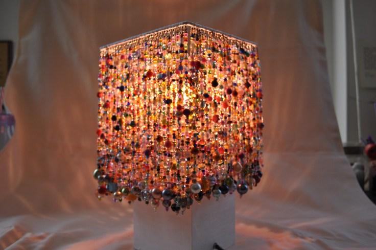 Beaded Lamp 7