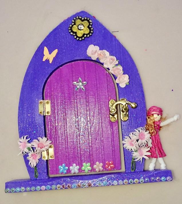 Blanes' Fairy door