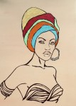 African Lady 2