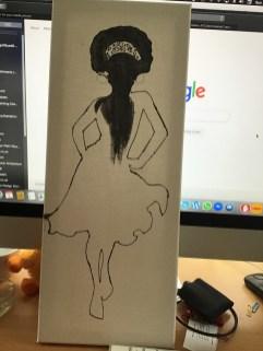 African lady 5: Sassy lady image 2
