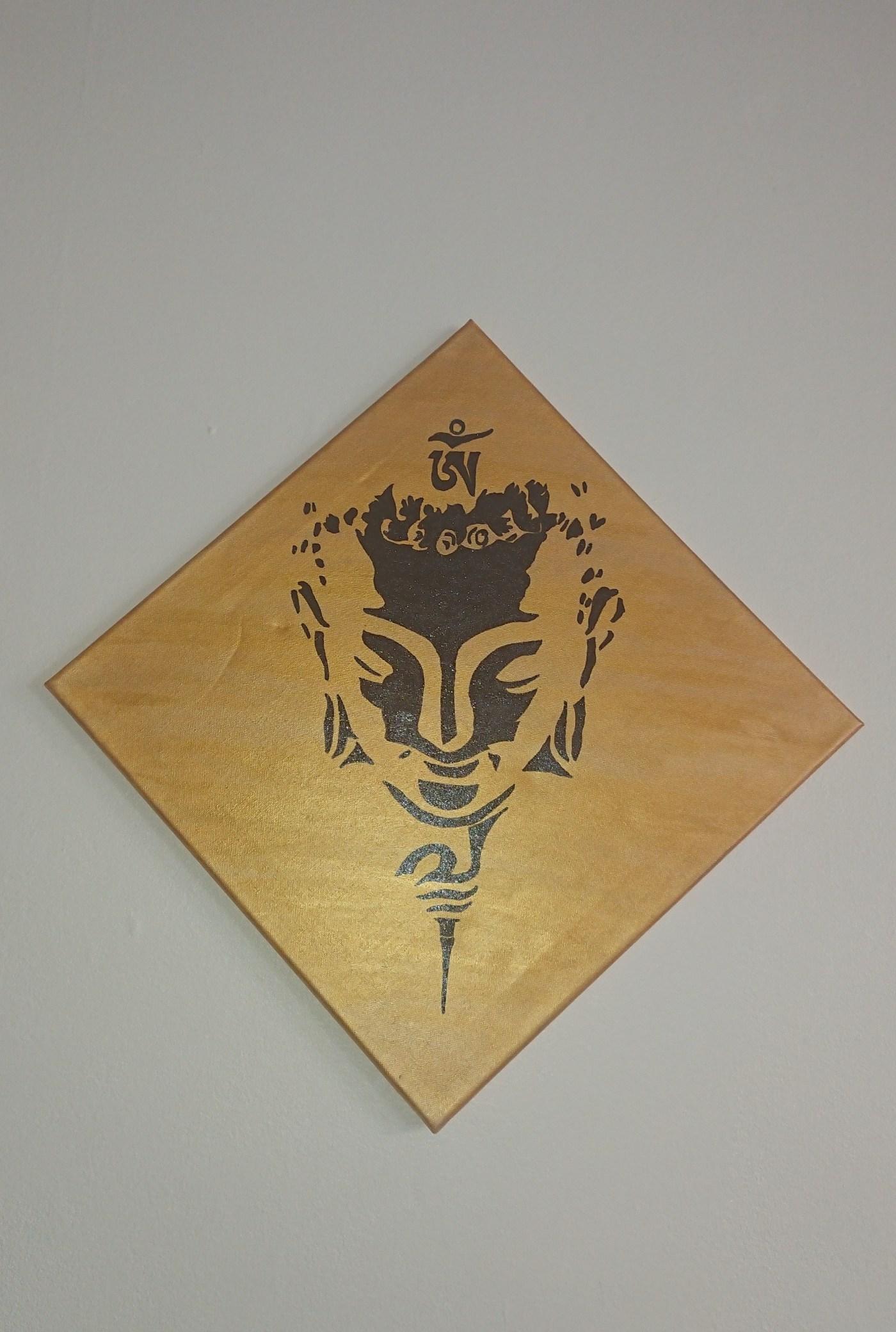 Buddha painting 1. Main image