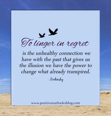 24. Displacement: To linger in regret