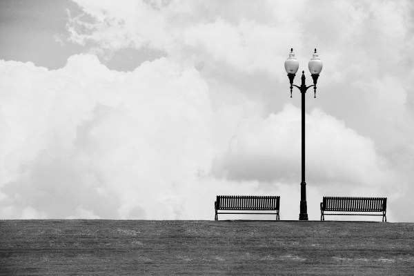 Image by Gretta Blankenship from Pixabay. benches-186309_1920