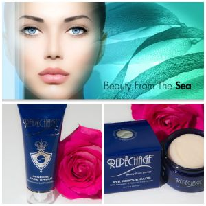 Repechage seaweed natural skin care