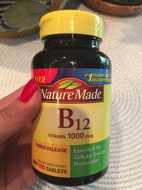 Nature Made Vitamin B12