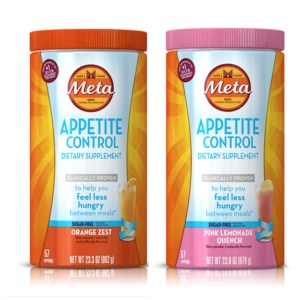 Meta Appetite Control Review Pink Lemonade
