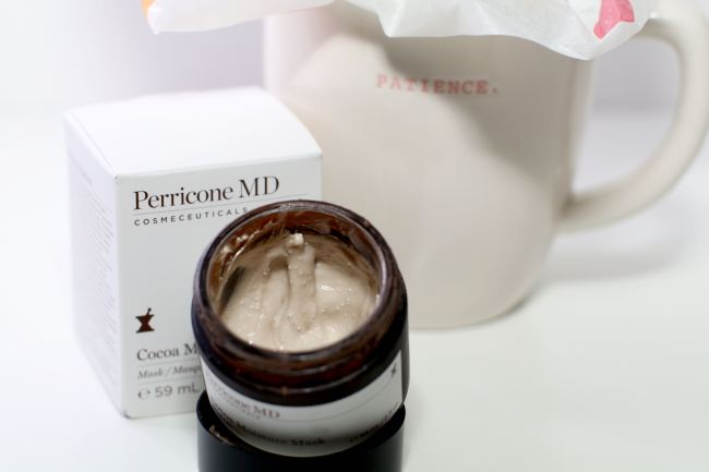 Review Cocoa Mask Perricone MD