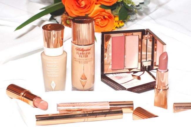 Charlotte tilbury favorite products