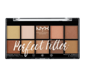 NYX Perfect Filter Eyesshadow