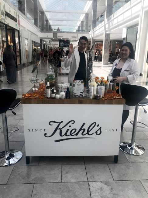 Kiehl's Pop Up