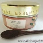 Forest Essentials Velvet Silk Body Cream Vitamin E Review